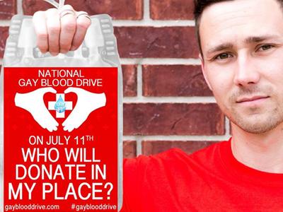 روزآمد کردن سیاست اهدای خون توسط مردان همجنس گرا، آمریکا را هماهنگ با کشورهای دیگر از جمله، بریتانیا، استرالیا و نیوزیلند می کند که دوره زمانی مشابهی را بین آخرین تماس جنسی و اهدای خون، الزامی می دانند.