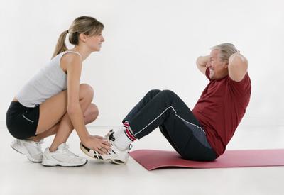ورزش باعث بهبود سلامت کلی میشود و به حفظ وزن و بهبود خلق و خو کمک میکند