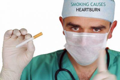 از سیگار پرهیز کنید. سیگار کشیدن توانایی اسفنکتر تحتانی مری برای عملکرد درست کاهش میدهد.